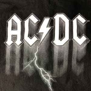 Vintage AC/DC T-Shirt